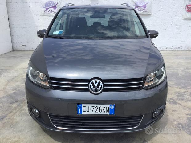 Volkswagen touran 1.4 tsi highline ecofuel