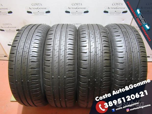 Gomme 175 65 14 Continental 90% 175 65 R14