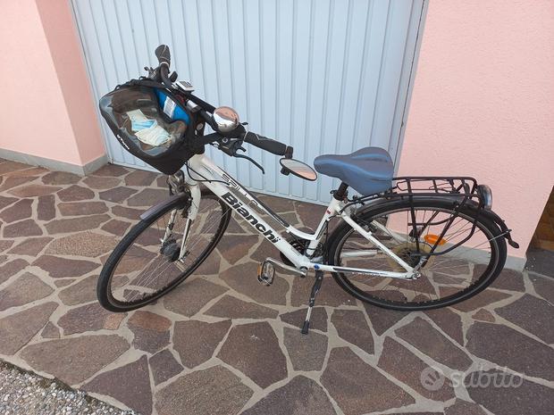 Bici BIANCHI Spillo Topazio