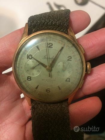 Orologio Antico Gander