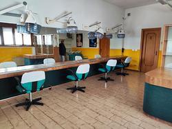 Elegante negozio da parrucchiere pasian di prato