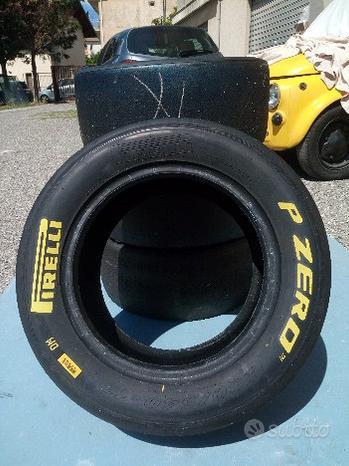 Gomme Pirelli 200-540-13 slick