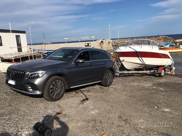 Trasporto barche, auto, auto, cose