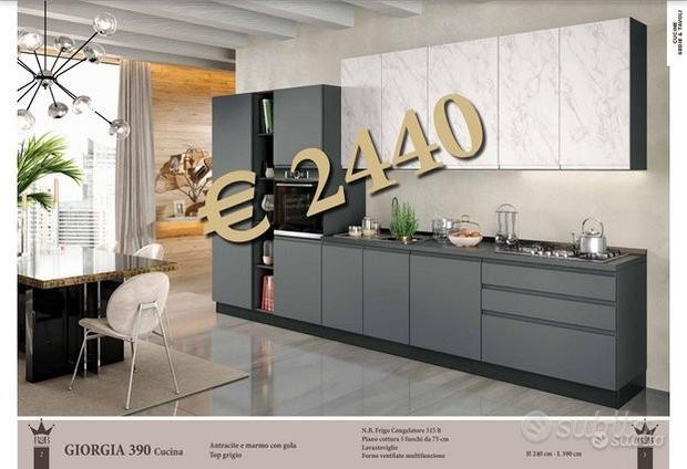 Cucina Moderna Giorgia 390