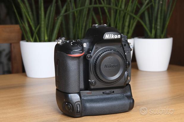 Nikon d750 + Battery Grip