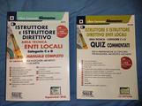 Libri manuali per concorso pubblico C e D