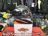 Casco Modulare Kappa KV31 Black Matt Taglia L
