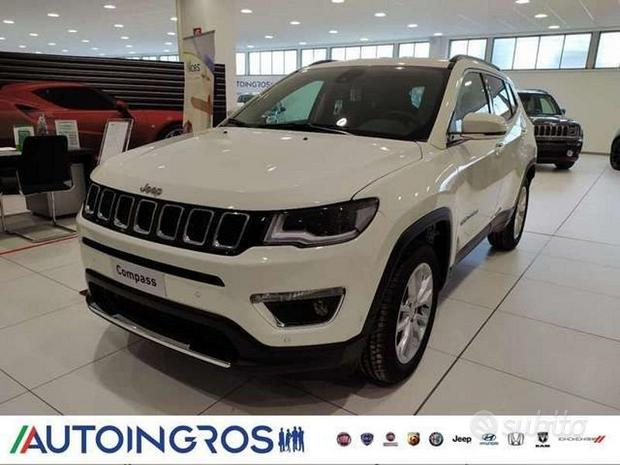 Jeep Compass 1.3 Gse T4 130hp Mt Fwd Limited
