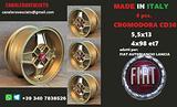 Cromodora Cd30 ORO GOLD 5,5x13 et07 fiat