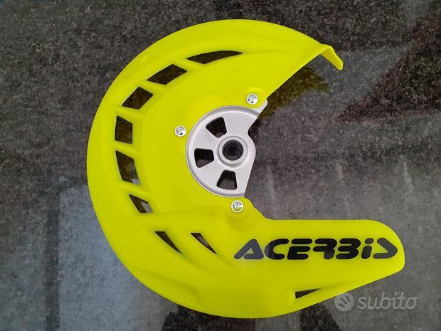Protezione disco freno anteriore Acerbis Sherco
