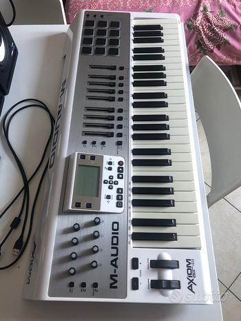 Tastiera 49 tasti m-audio