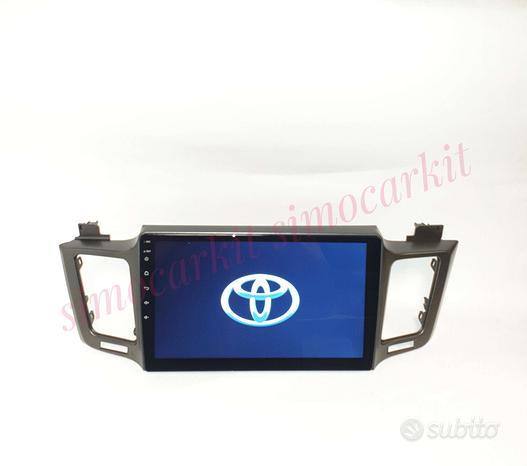 Autoradio Navigatore Android 10 Per Toyota Rav4