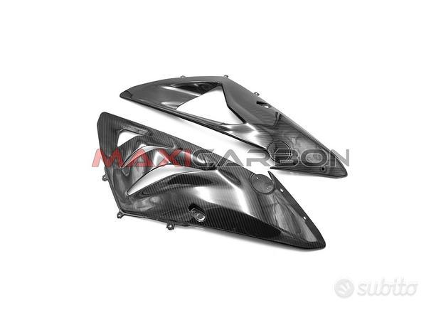 Carene laterali carbonio BMW S 1000 RR 2012-2014