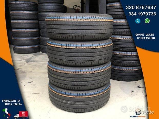4 gomme 225 55 18 - Michelin primacy al 80%