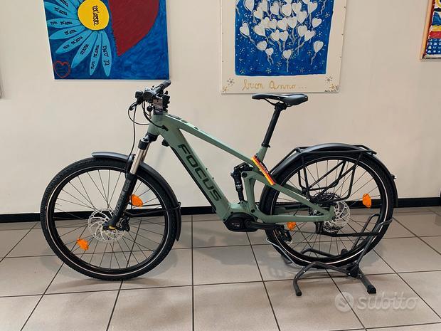 E-bike focus thron2 6.8 di e-mountain eqp