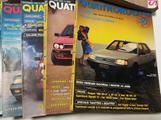 40 numeri Quattroruote Vintage