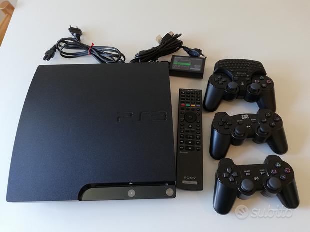 Playstation PS3 con accessori