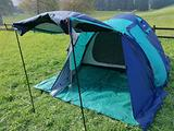 Tenda da camping Ferrino per 4 adulti