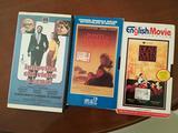 VHS in lingua originale inglese
