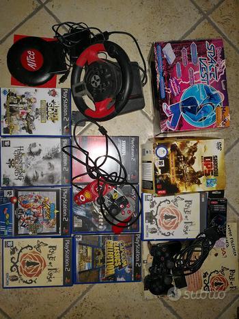 Lotto videogiochi pc ed accessori