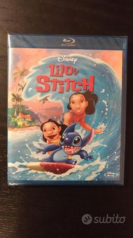 Lilo & stitch blu ray (nuovo)