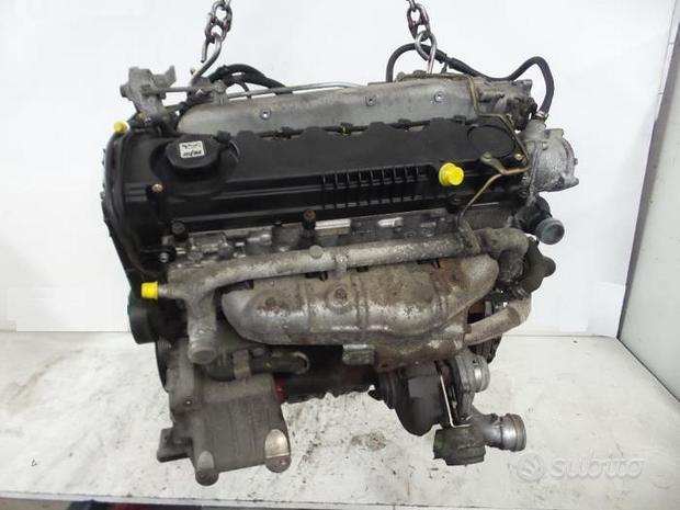 PBL354 Motore Lancia/Alfa 2.4JTD 841C000 [02/09]