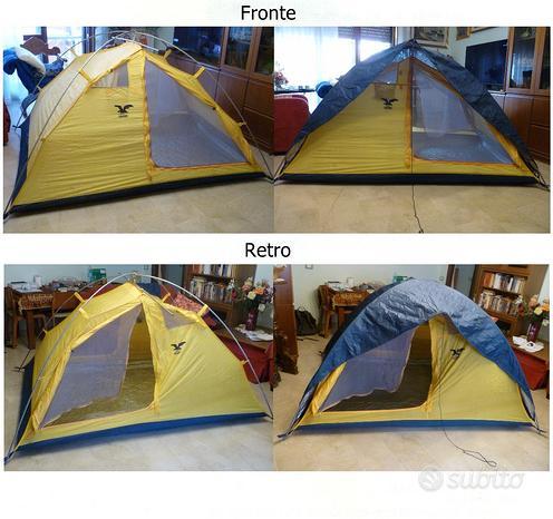 Tenda Salewa per trekking - 2 posti
