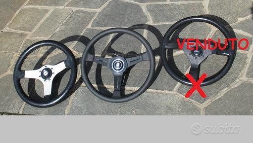 Volanti auto storiche FIAT/ALFA/LANCIA + pulsanti