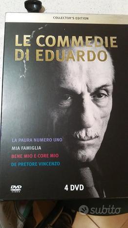 Dvd Eduardo De Filippo
