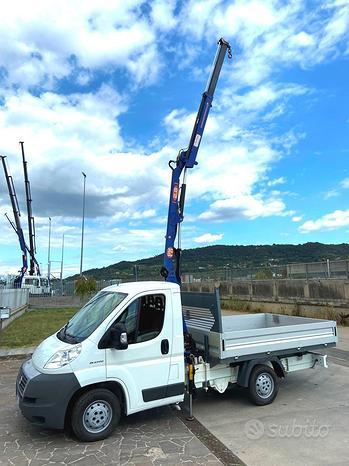Camion/ Gru/ Cass FIAT DUCATO 100 Multijet
