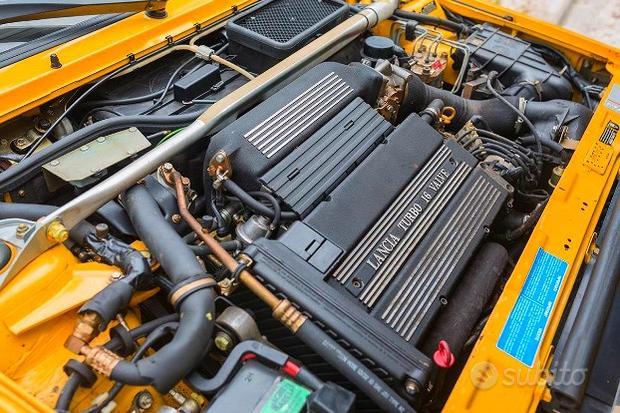 Motore NUOVO Lancia Delta Integrale