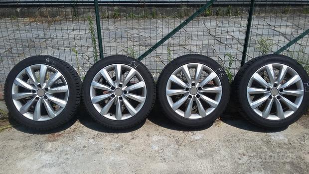 4 Cerchi in lega originali VW / AUDI