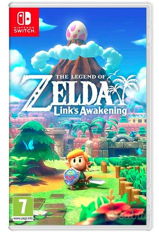 The Legend of Zelda: Link's Awakening Nsw