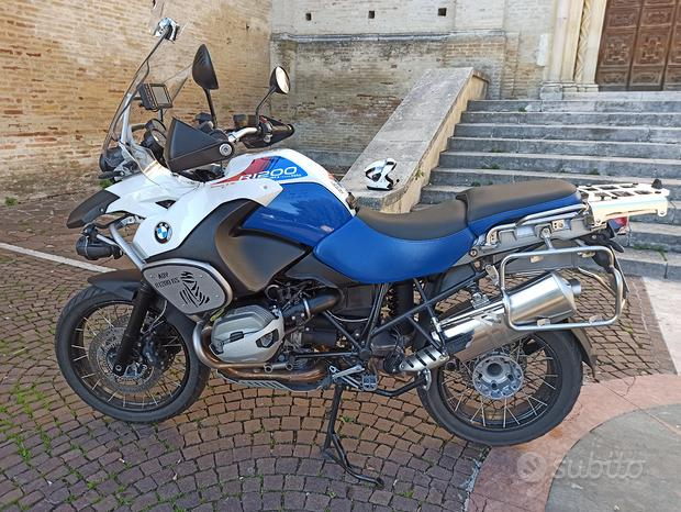Bmw R1200 GS Adventure adv 30th Anniversary 2010