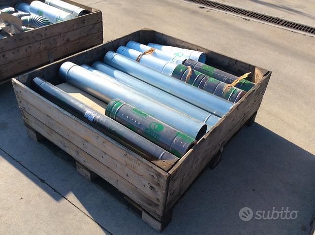 Tubi per stufa a legna