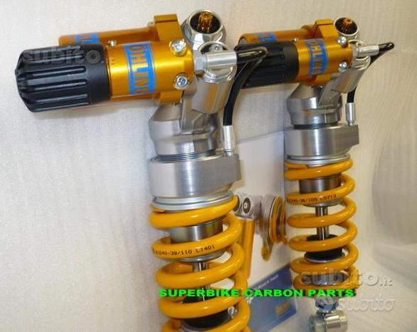Triumph daytona - ammortizzatore ohlins ttx gp 016
