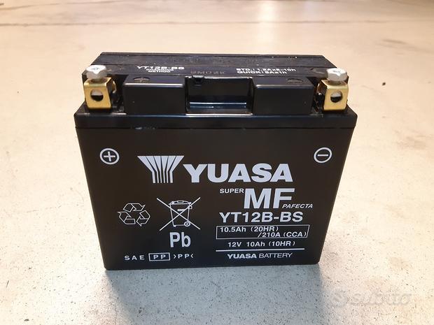 Batteria Yuasa YT12B-BS