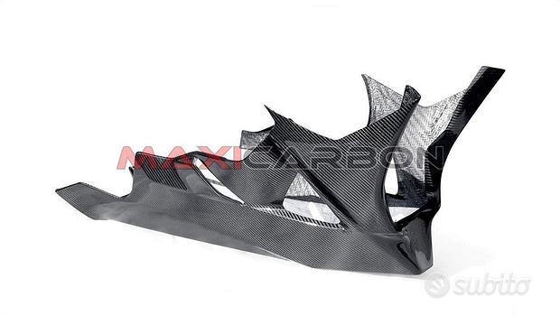 Vasca carena lunga carbonio BMW S 1000 RR 2012-14