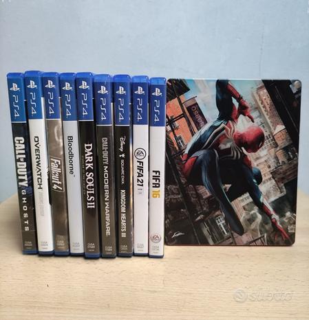 Giochi vari PS4-PS3-PS2-PSP