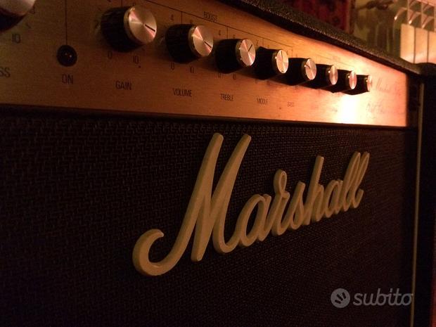 Amplificatore combo Marshall Split Channel Reverb