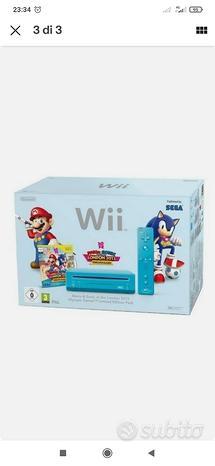 Wii completa + accessori + giochi