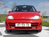 Fiat 600 Sporting Abarth frecce specchi libretto