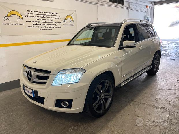 Mercedes GLK 220 CDI 4Matic BlueEFFICIENCY Premium