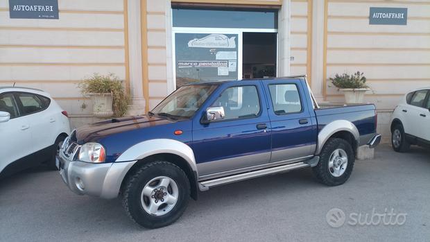 NISSAN Navara 2.5 td pickup - 2003