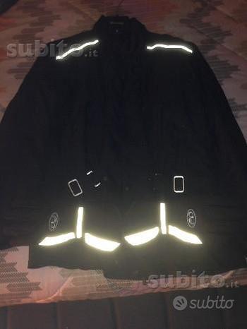 Giacca da moto OJ con guanti