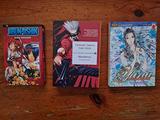 Manga volume unico - in inglese - fumetti vari