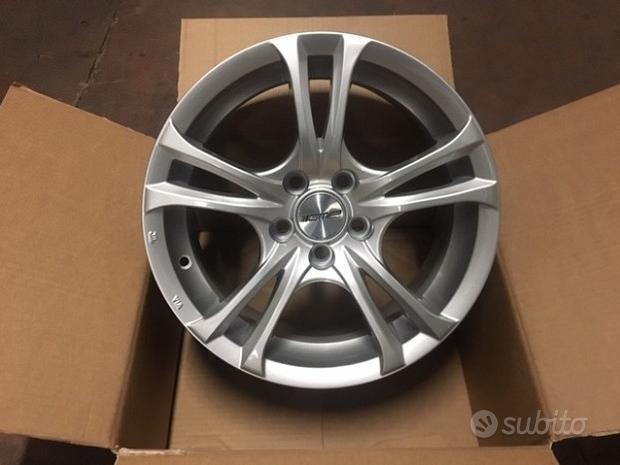 Cerchi GMP Easy R 17 pollici Nissan Kia Hyundai