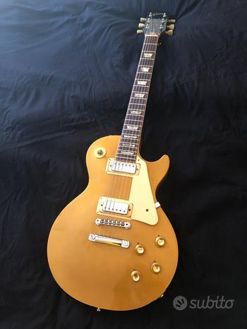 Chitarra Gibson Les Paul Deluxe 1974