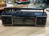 Radio stereo vintage boombox cassette Boombox Aiwa