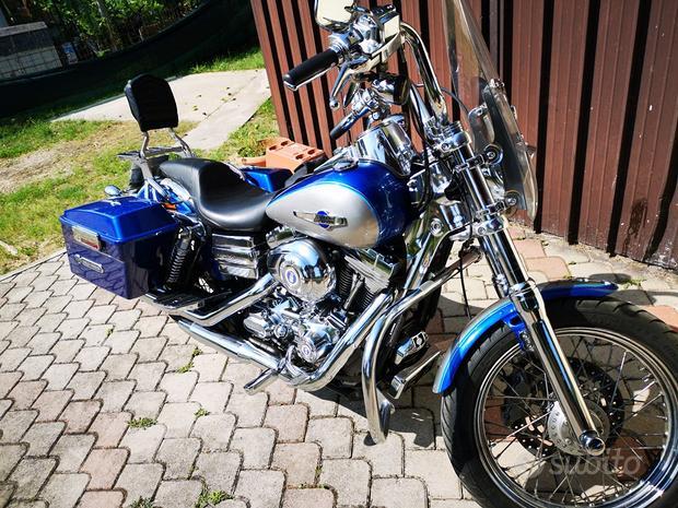 Harley-Davidson Dyna Super Glide - 2009